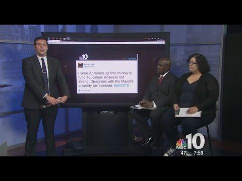 NBC10 Post-Debate Analysis: Philadelphia's 2015 Race for Mayor
