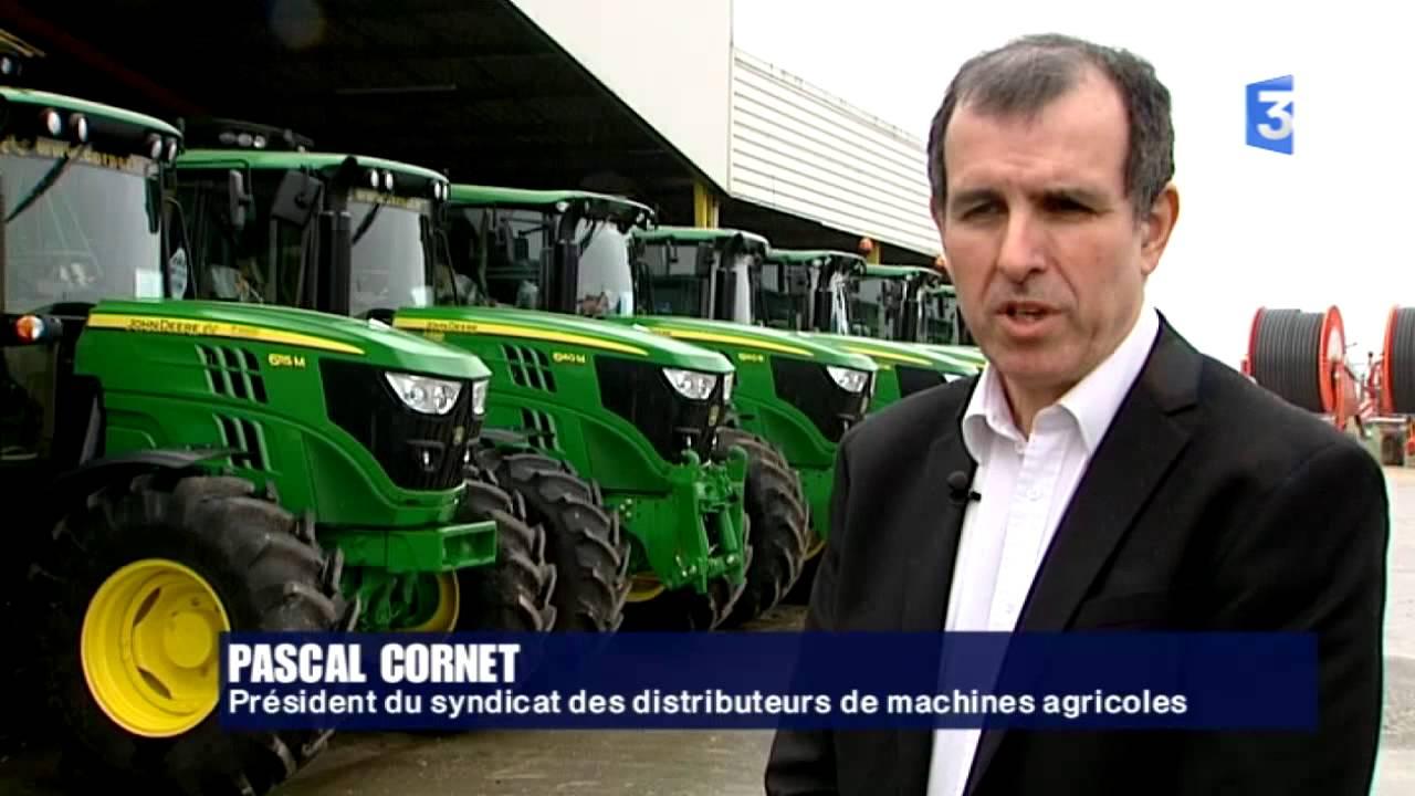 Sia 2015 la machine agricole la peine en r gion centre for Salon de la machine agricole