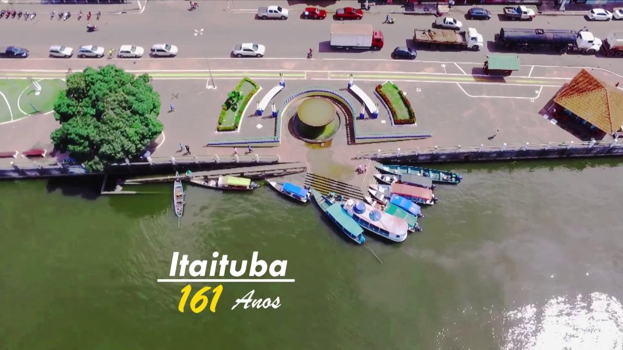 Resultado de imagem para 161 anos de Itaituba