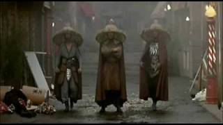 Big Trouble in Little China - (Come on Dave) It's all in the reflexes