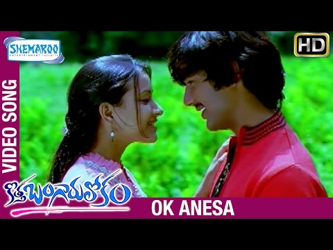 Kotha Bangaru Lokam Songs | Ok Anesa Video Song | Varun Sandesh | Shweta Basu Prasad