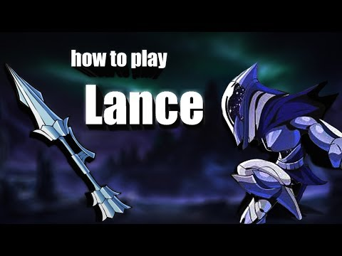 Brawlhalla - EVRY Lance Combo and String you need to know
