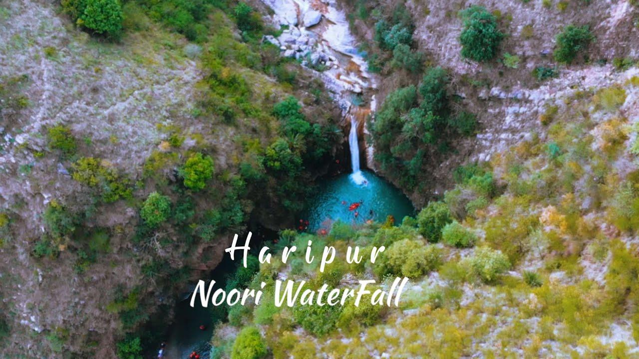 A Day in Noori waterfall    Haripur   Kabir khan Afridi