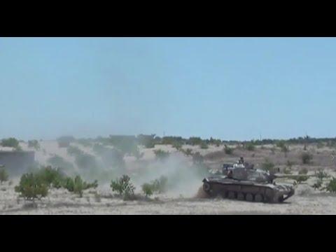 أخبار عربية | مقتل 6 متشددين على يد قوات #الجيش_المصري شمال #سيناء  - نشر قبل 31 دقيقة