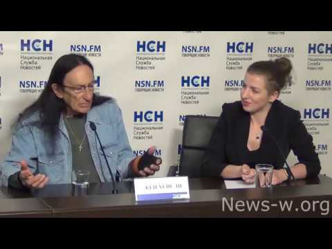 Ken Hensley press conference in Moscow, NSN 13.04.2018