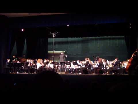 Revelry - Massachusetts Southeast District Band