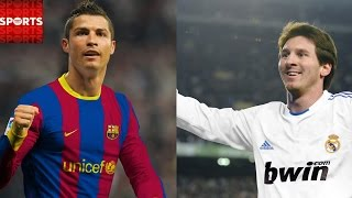 What If Ronaldo and Messi Swapped Teams?
