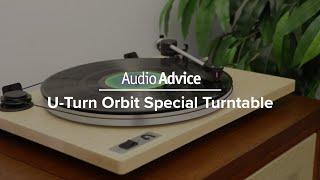 U-Turn Orbit Special Turntable Review