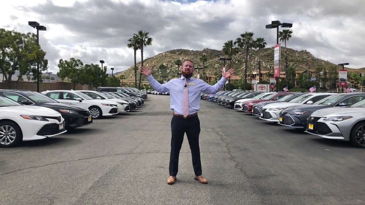Moss Bros Toyota Memorial Day Sales Event