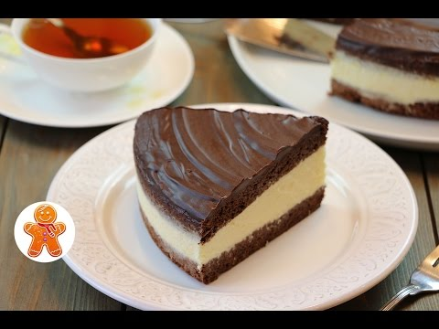 Торт Птичье Молоко ✧ Домашний Рецепт из Советского Детства