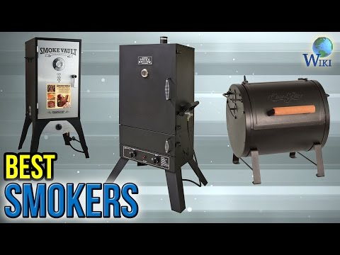 10 Best Smokers 2017 Mp3