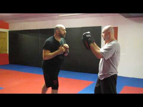 Rider Martial Arts 5 Minute Series Lesson #2
