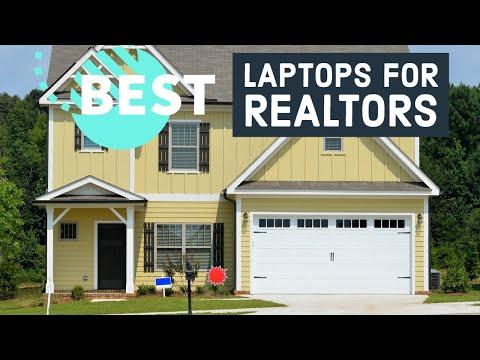 Best Laptops for Realtors & Real Estate Agents in 2021