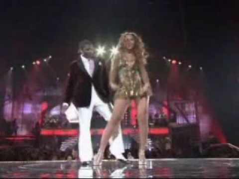 Beyonce & Usher - Bad Girl Live