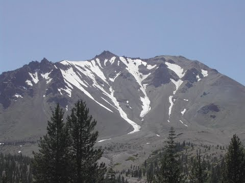 Mt. Lassen and Siskiyou County, California