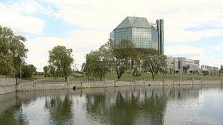 Здание Национальной библиотеки Беларуси вошло в ТОП-20 фантастических архитектурных объектов планеты