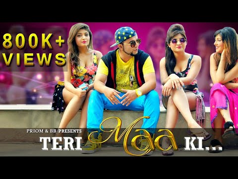 Teri Maa Ki    Official Video    Priom & Bongobeatz    Rooh Music India