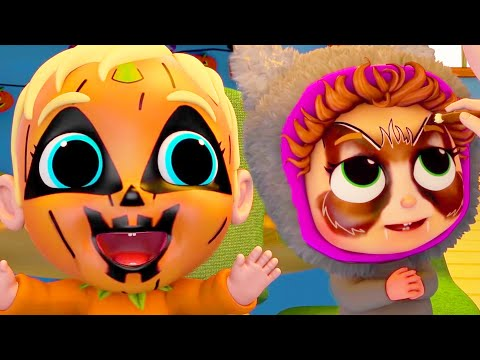 I Love Face Paint Halloween | Halloween Face Paint | Baby Joy Joy
