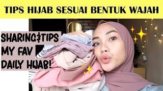 TIPS MEMILIH BAHAN HIJAB YANG NYAMAN | My Daily Favorite Hijab | raniekarlina