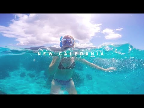 Cruise To New Caledonia