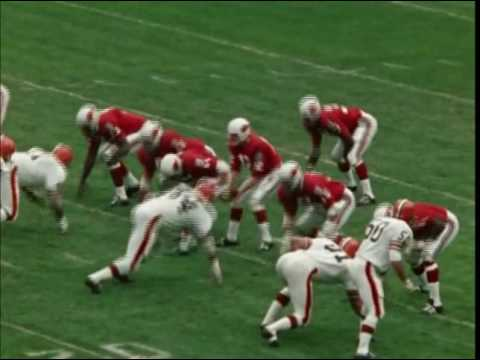 1969 Cardinals at Browns Game 6