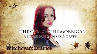 The Morrigan -  A Little Note on Sex & Death