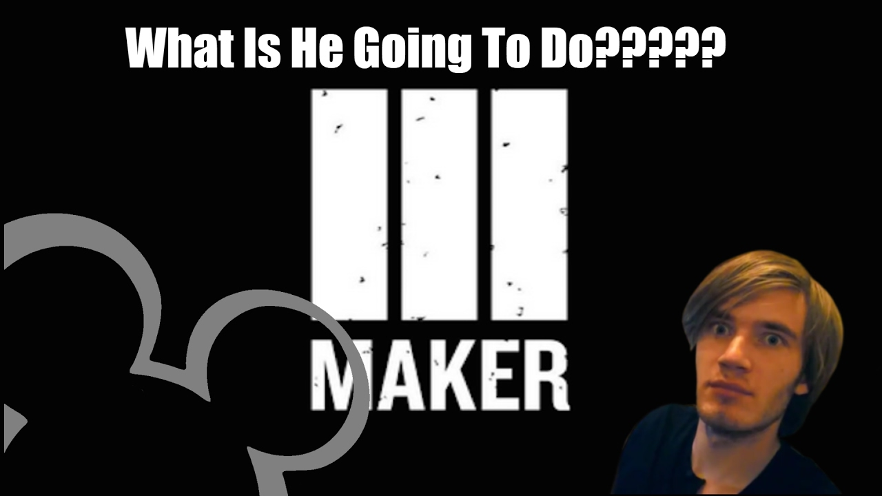 Pewdiepie Dropped From Maker Studios Youtube