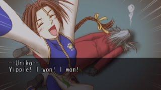 Bloody Roar 3 (PlayStation 2) Arcade as Uriko