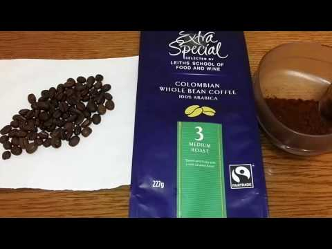 Asda Extra Special Colombian Whole Bean Coffee Review