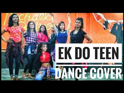 Mohini Is Back | Ek Do Teen : Baaghi 2 | Tiger Shroff & Jacqueline | Punk Dance Academy | Sanjay