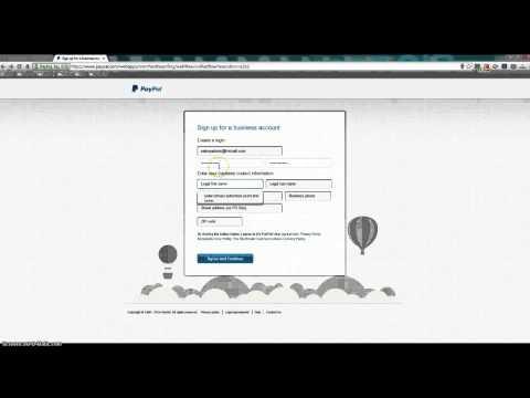 Zip Code error PayPal Serbia 11000