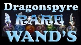 Wizard101 Dragonspyre Wands Where to farm rare Dragonspyre Wands!