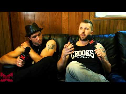 Three Days Grace on 'Human' & Matt's Original Audition