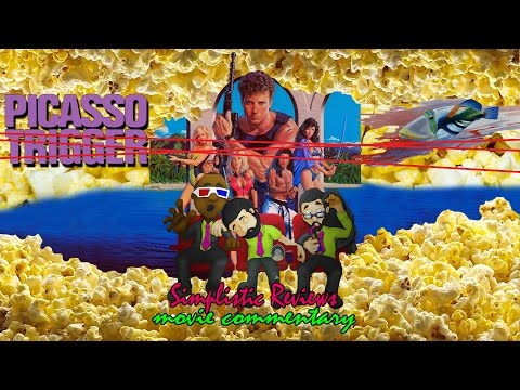 SR Podcast (Ep. 70) Picasso Trigger - Movie Commentary: June 2016