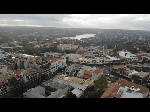 Mosman - Sydney (Walking Tour) | 4K Ultra HD