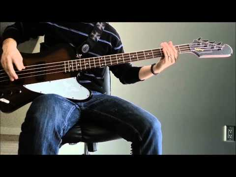 Alice In Chains - Would? (Bass Cover)
