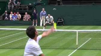 2013 Day 3 Highlights: Sergiy Stakhovsky v Roger Federer