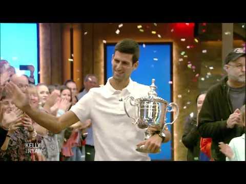 Novak Djokovic on Winning the US Open