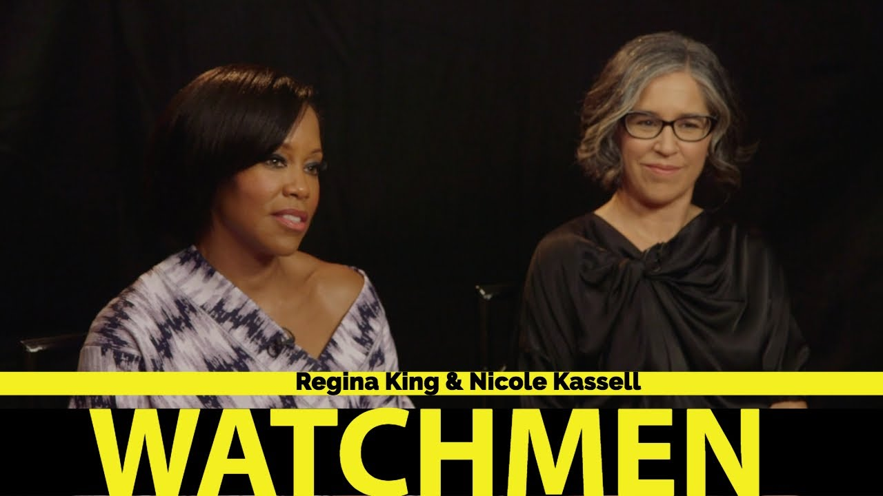 Regina King And Nicole Kassell Talk Watchmen Tv Insider Youtube