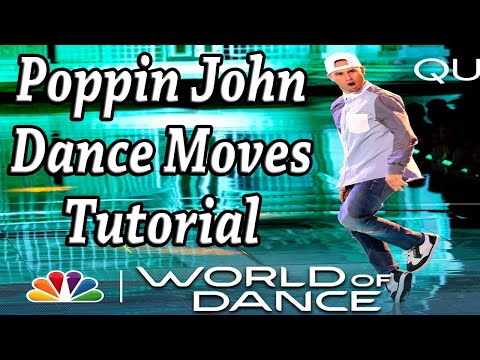 How To Toe Spin #TutorialTuesday   Advanced Popping/Animation Dance Move