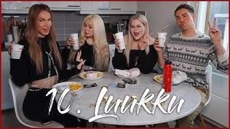 JOULUPÖYTÄ 2019   10. LUUKKU