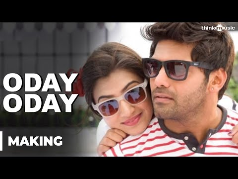 Raja Rani - Audio Teaser 5 | Making of Oday Oday