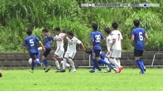 2016/6/26関東サッカーリーグ1部後期1節vs横浜猛蹴戦ハイライト