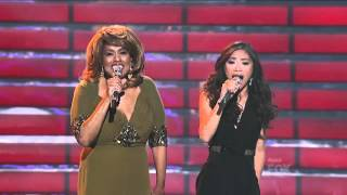 Jessica Sanchez & Jennifer Holliday - And I Am Telling You I