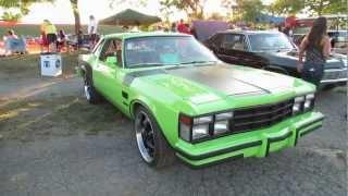 1978 Chrysler LeBaron - Woodward Dream Cruise 2012