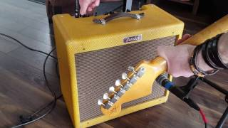 Fender Blues Junior Lacquered Tweed - Limited Edition