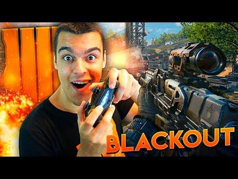 JUGANDO BLACK OPS 4: BLACKOUT (Battle Royale) - AlphaSniper97