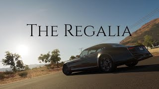 Forza Horizon 3 - The Regalia Trailer