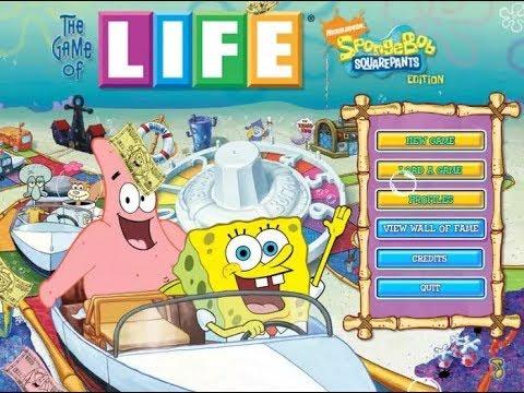 The game of life spongebob squarepants edition full free download