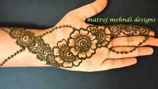 Matroj Mehndi Designs Viyoutube Com